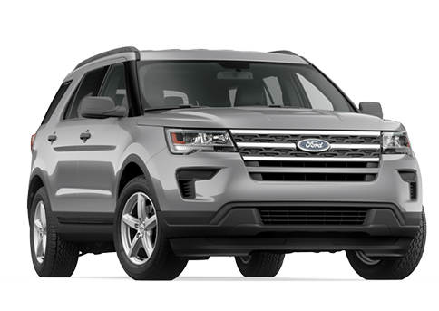 New Ford Explorer in Milwaukee
